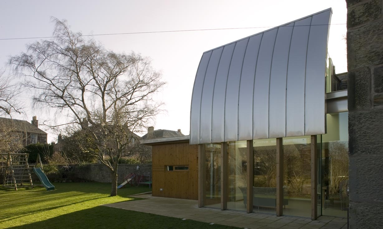 David Blaikie Architects Hermitage Gardens