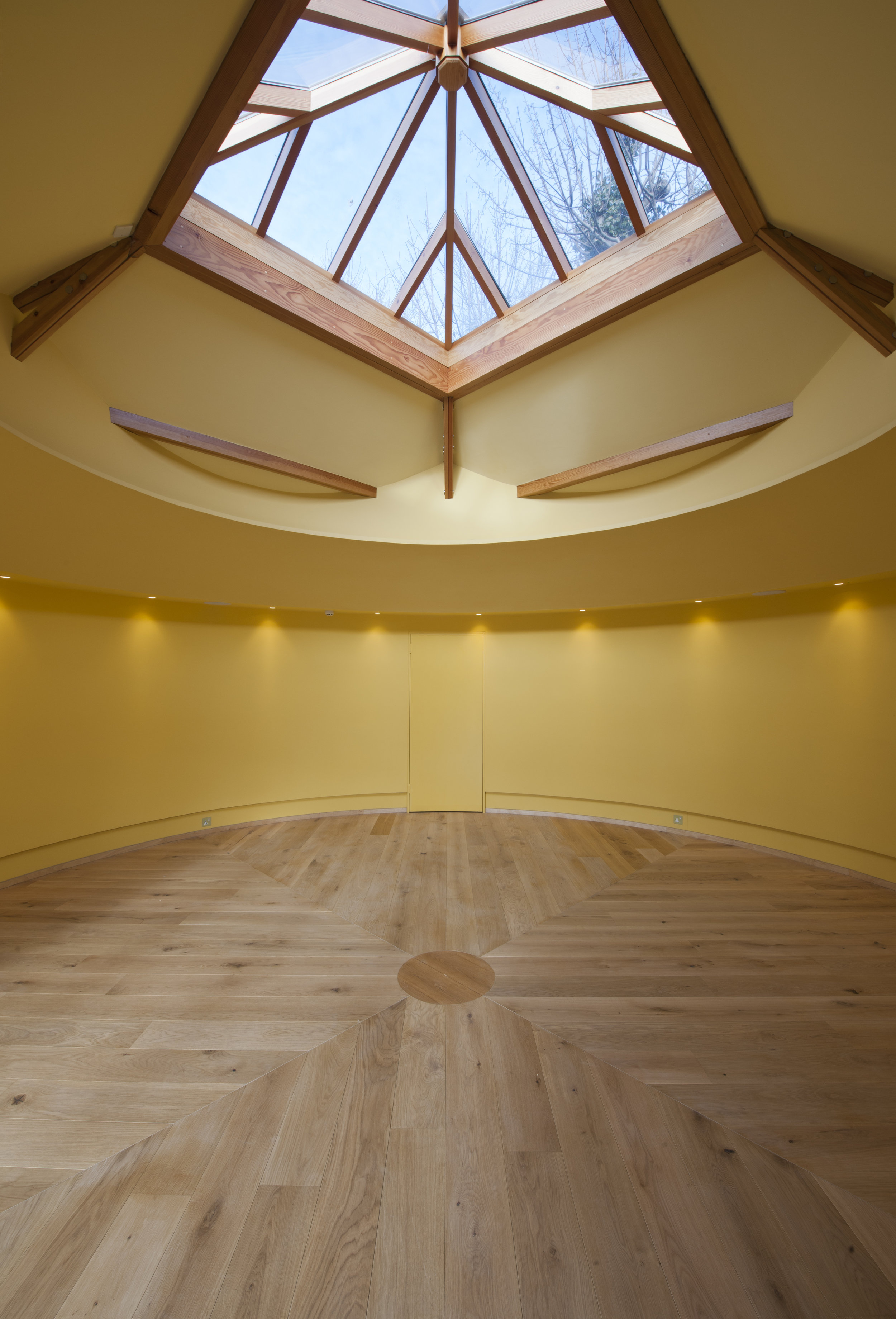 David Blaikie Architects Dovelight