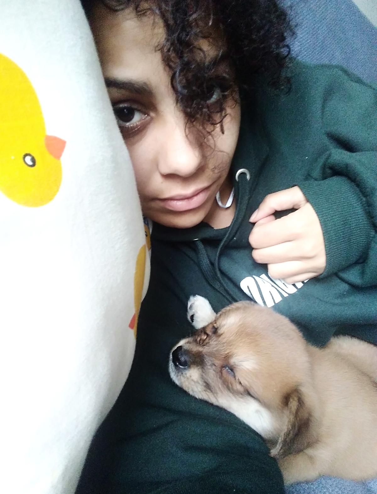 Puppies help.