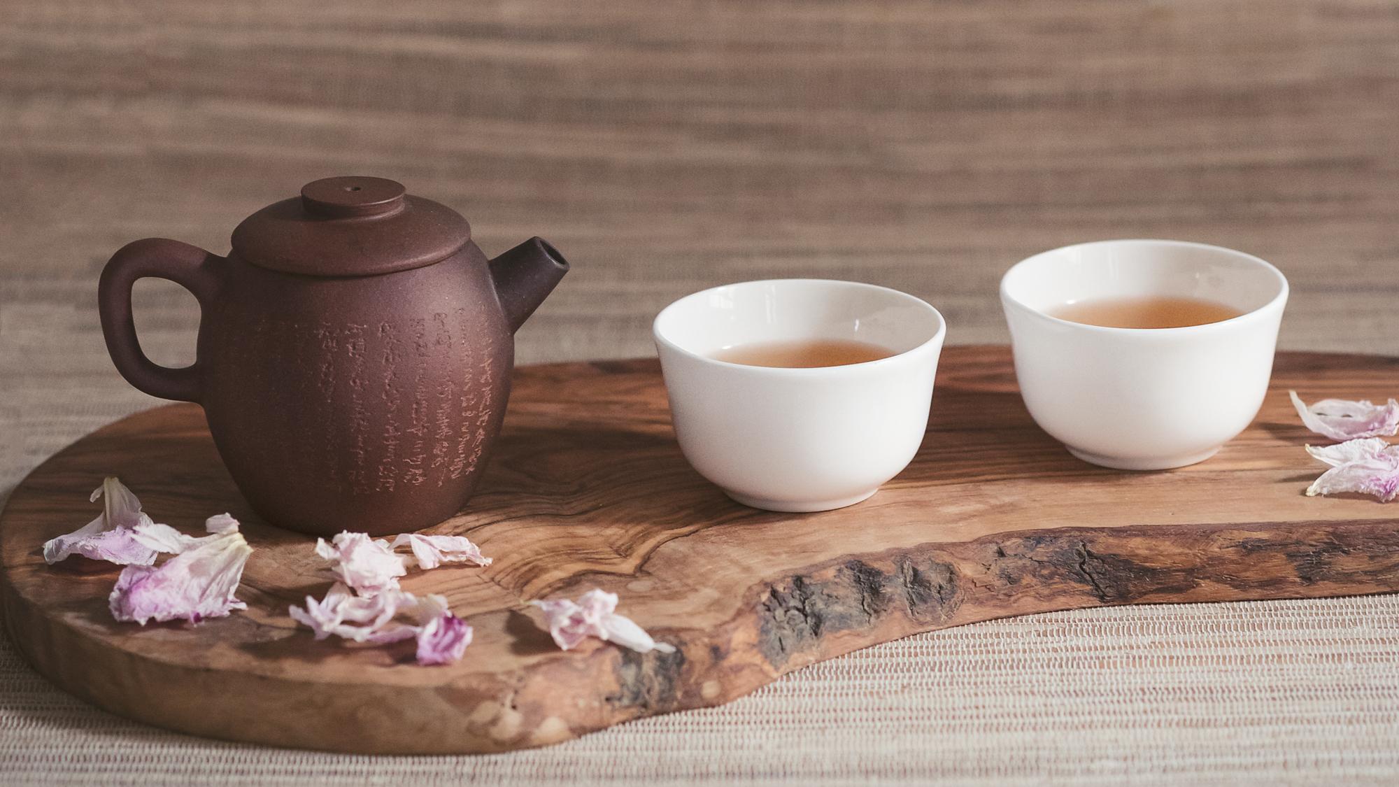 Tea - cha dao & chinese tea ceremony