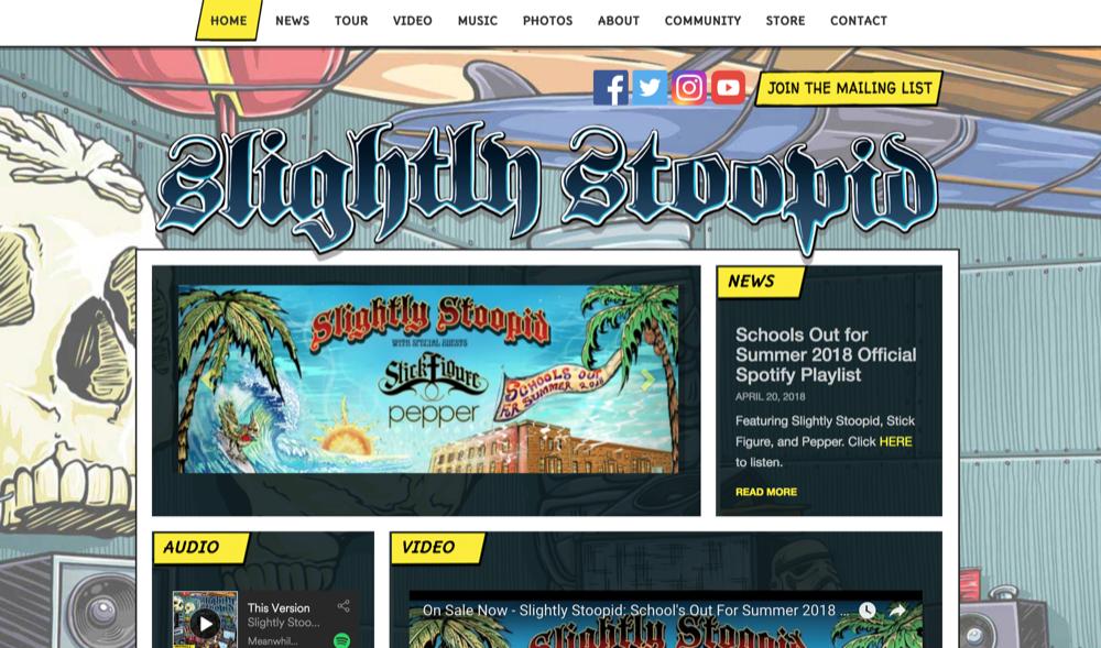slightlystoopid.com