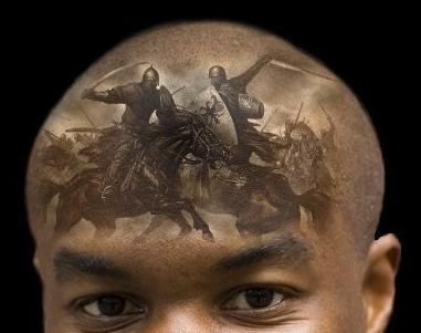 The War Inside My Mind...