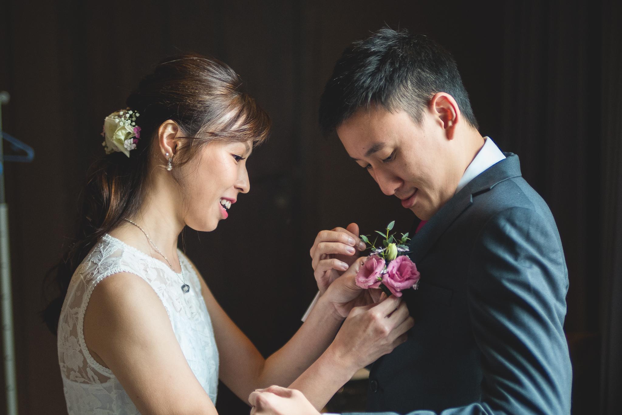 Neil & Lilian - Wedding