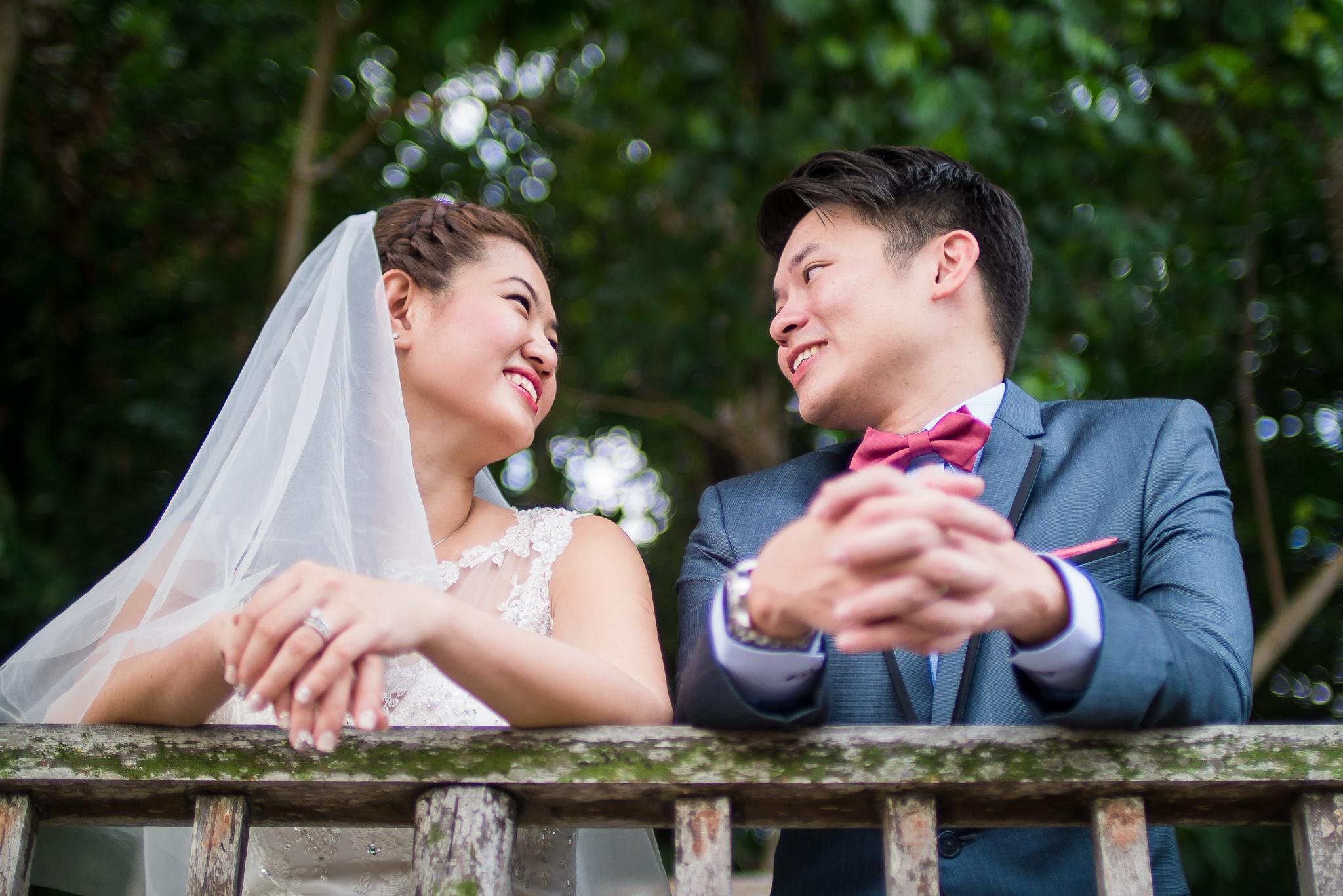 Leonard & Lisa - Pre-Wedding