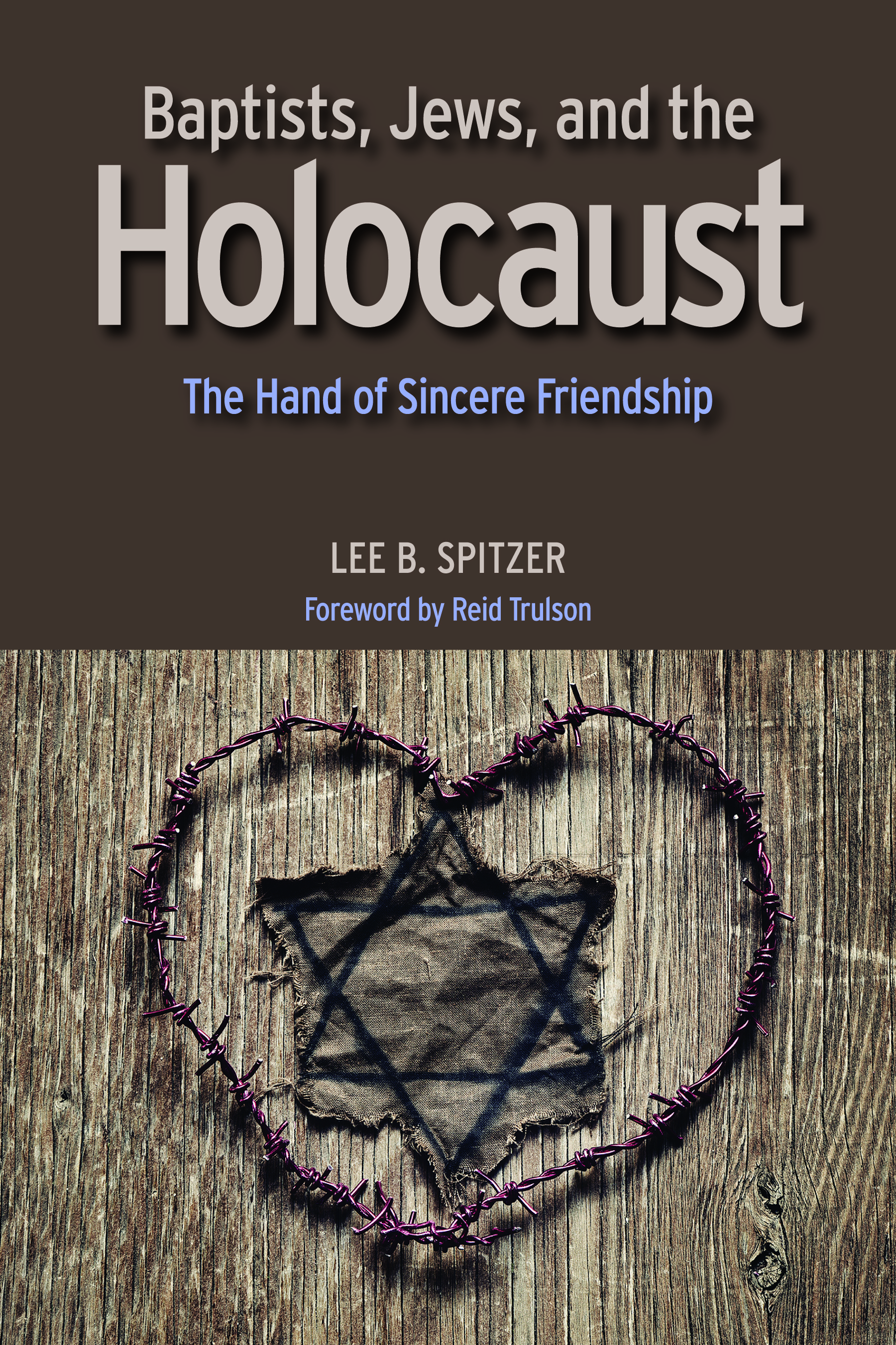 - Click or tap the button below to purchase a copy of Dr. Spitzer's book from Judson Press!