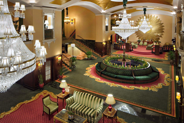 Amway Grand Plaza Ahc Hospitality