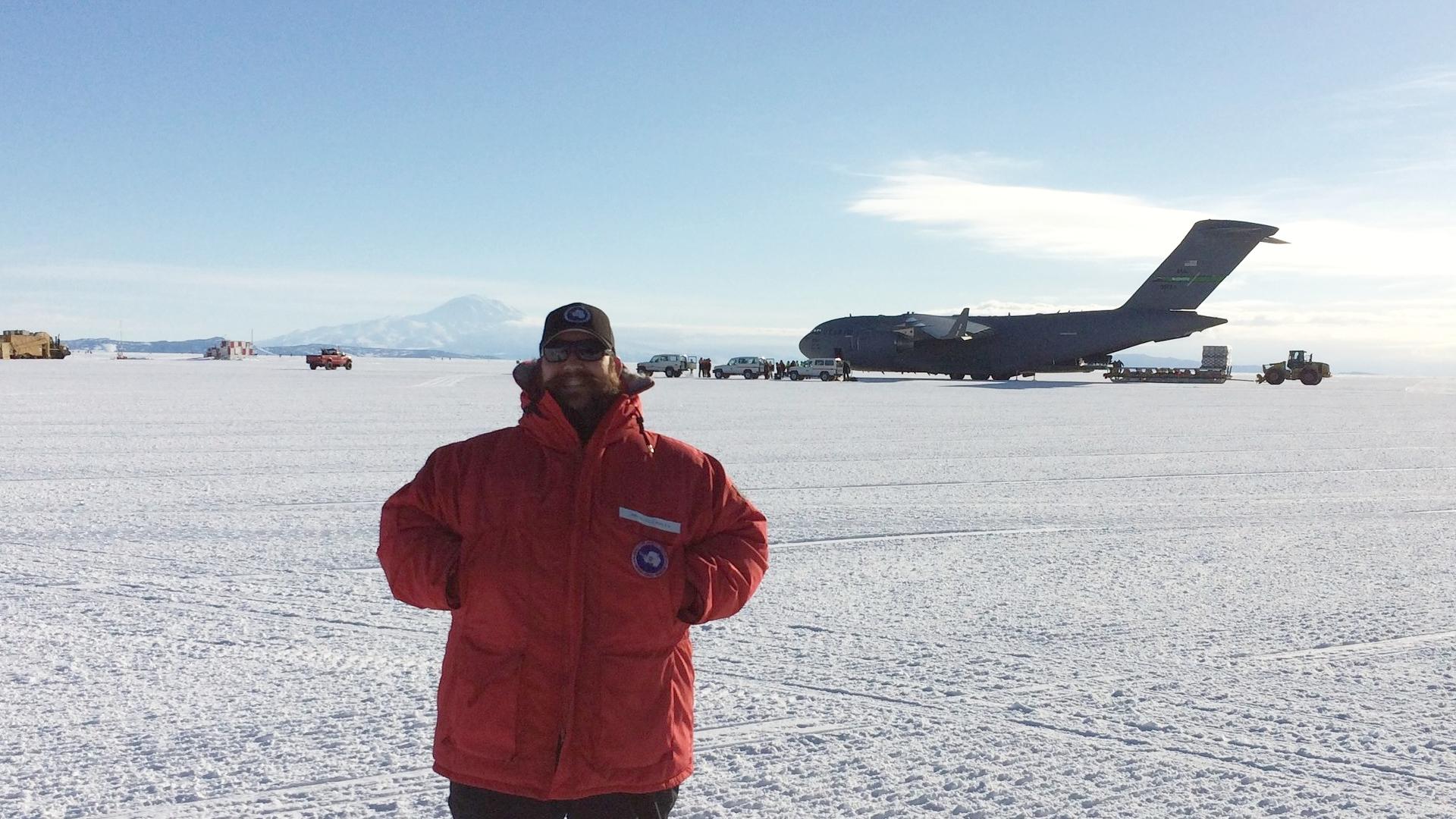 McMurdo Station, January 2017