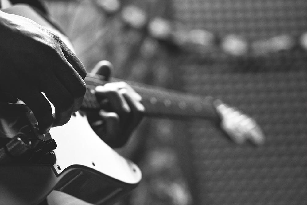 guitar player bw.jpg