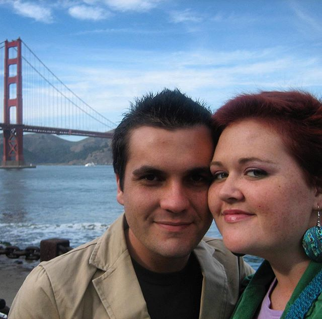 I'm taking the #TBT waaaaay back to the 2005 trip that @donaldrupe72 and I took to San Francisco. What babies! What short red hair! What a trip! . . . #sanfrancisco #2005 #thatfauxhawktho #throwbackthursday #goldengatebridge #travelwithbestie #travel #gltlove #travelphotography #ladiesgoneglobal #travelgram #traveltheglobe #traveltheworld #california #travelingthroughouttheworld  #glt