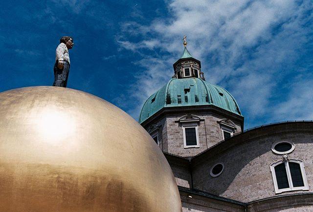 Curves.  #Austria #salzburg #filmphotography #nikonfm3a #voigtlander40mmf14 #portra160 #filmisnotdead