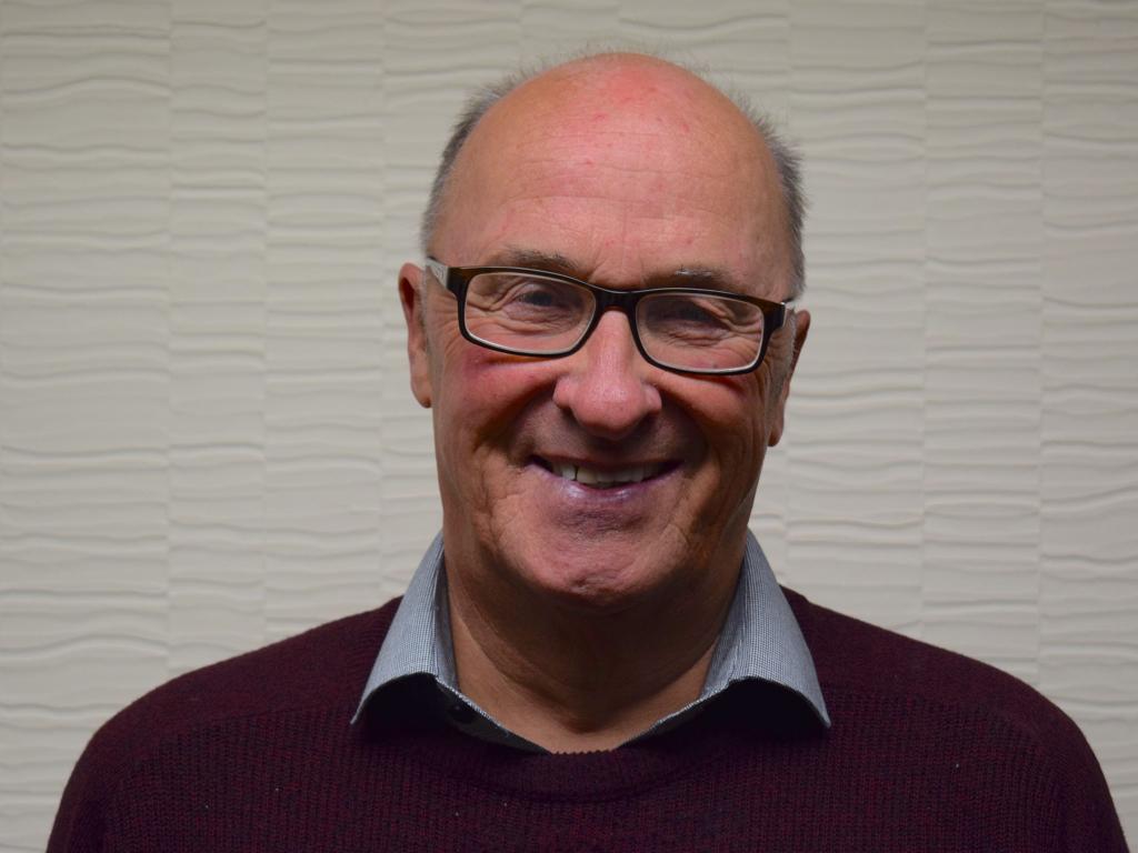 Rev. Ian Miller Trustee