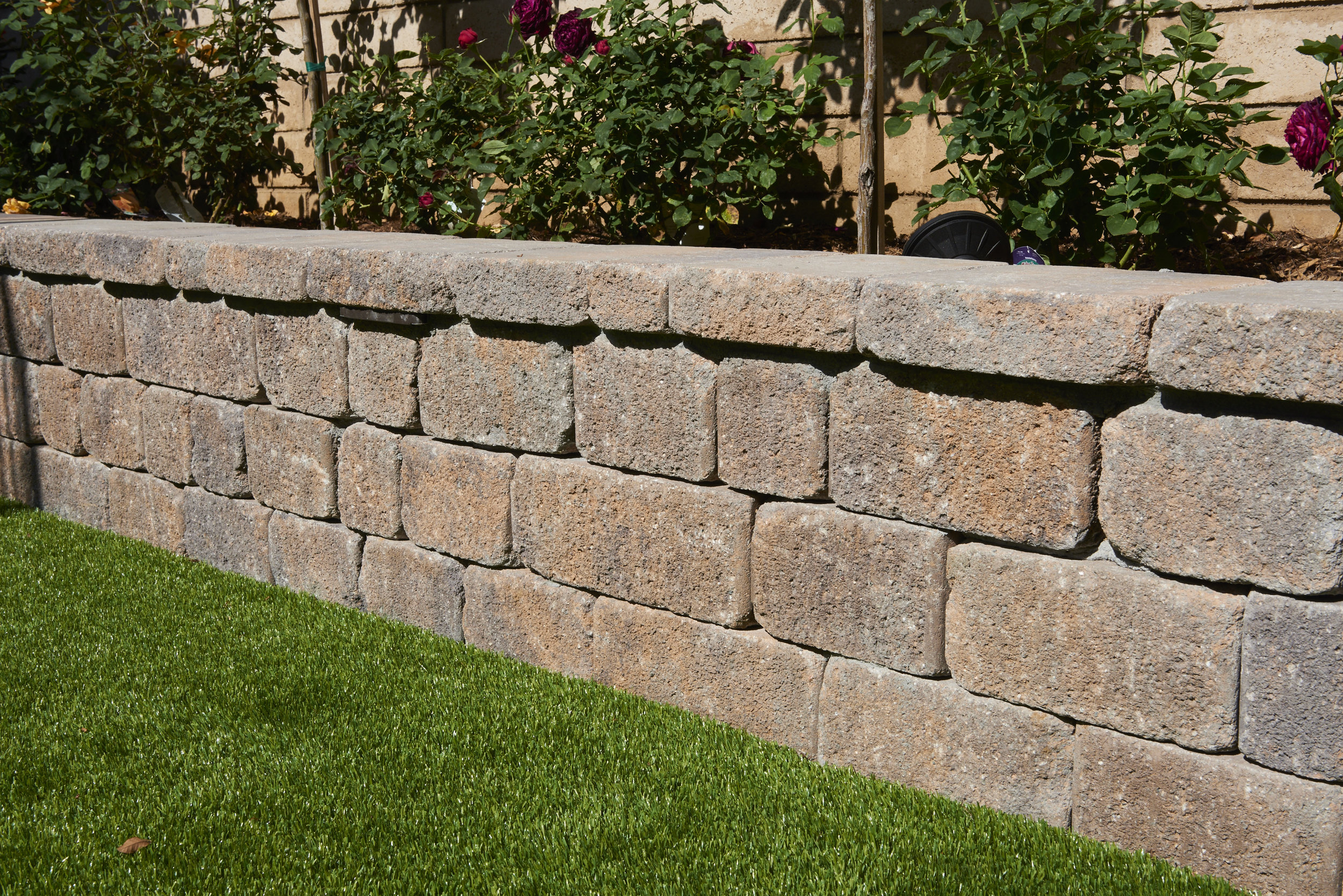 Rustic Wall Stone