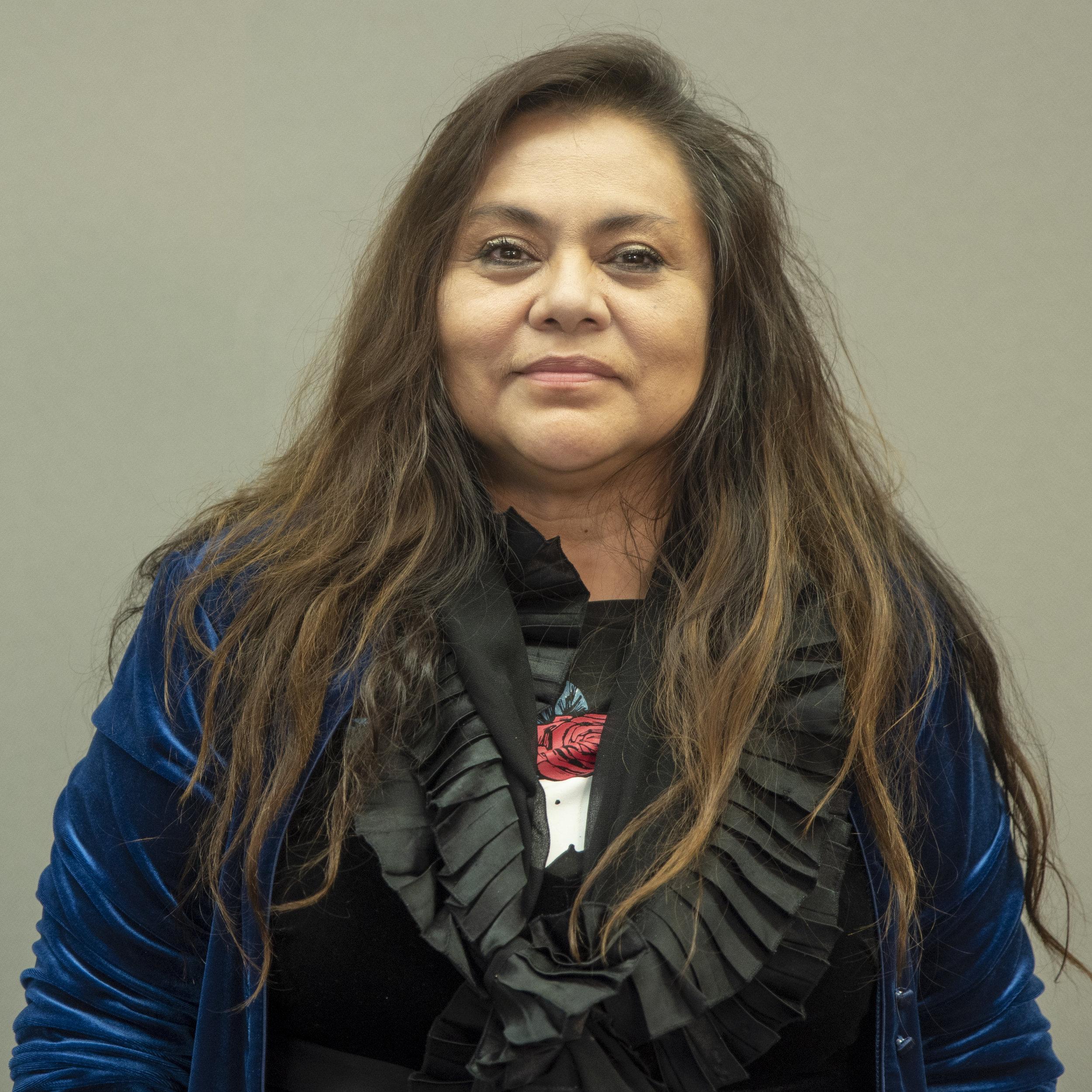 Georgina Guzman - Office Managergguzman@chayvs.org