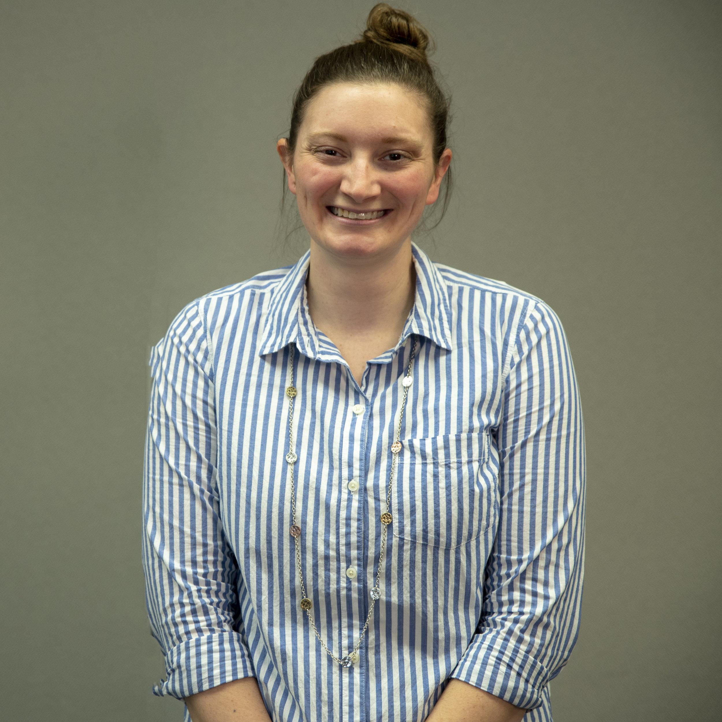 Chelsea Beckman - Math Instructorcbeckman@chayvs.org