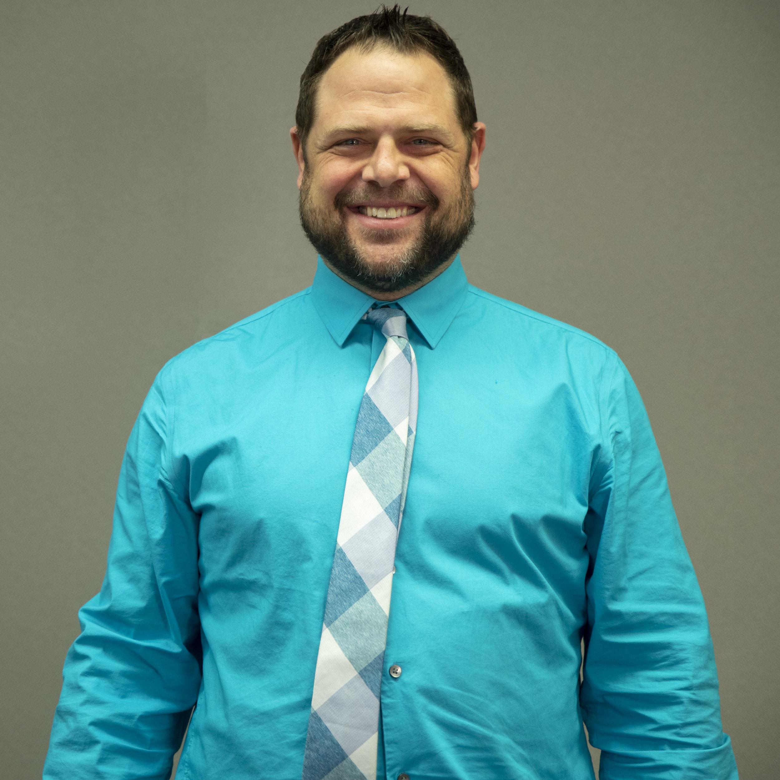 David Ondersma - English Instructordondersma@chayvs.org