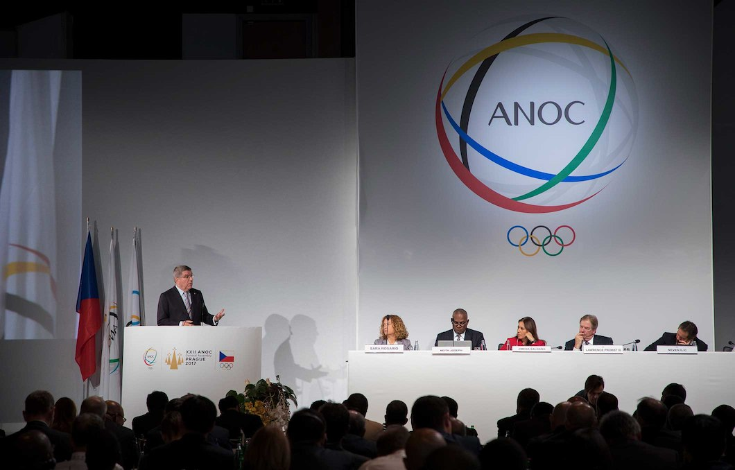 From the audience // IOC