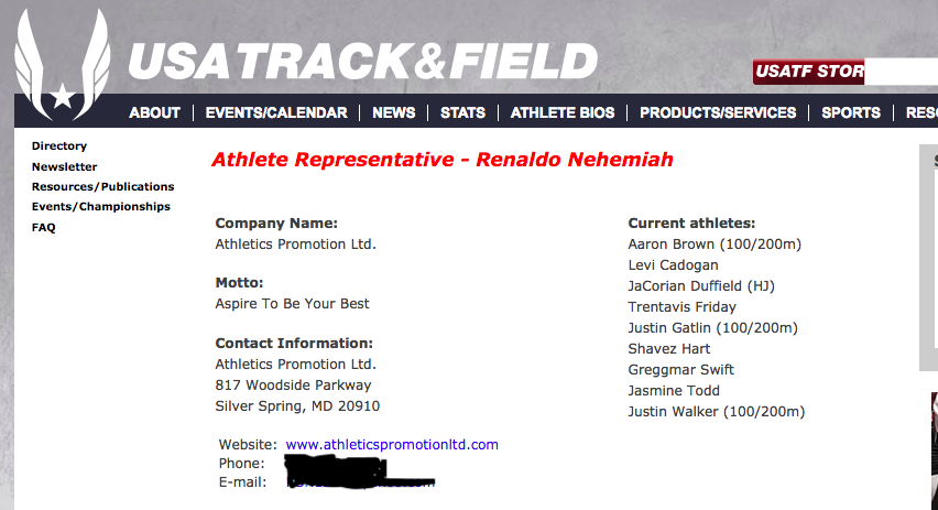 Renaldo - USATF   Athlete Representatives.png