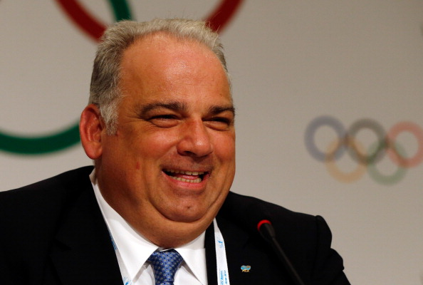 Wrestling federation president, IOC executive board member Nenad Lalovic // Getty Images