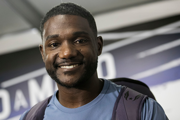 Justin Gatlin // Getty Images
