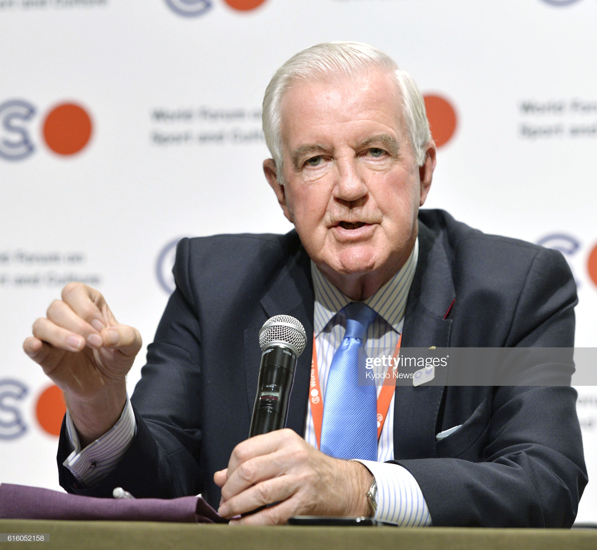 WADA president Sir Craig Reedie // Getty Images