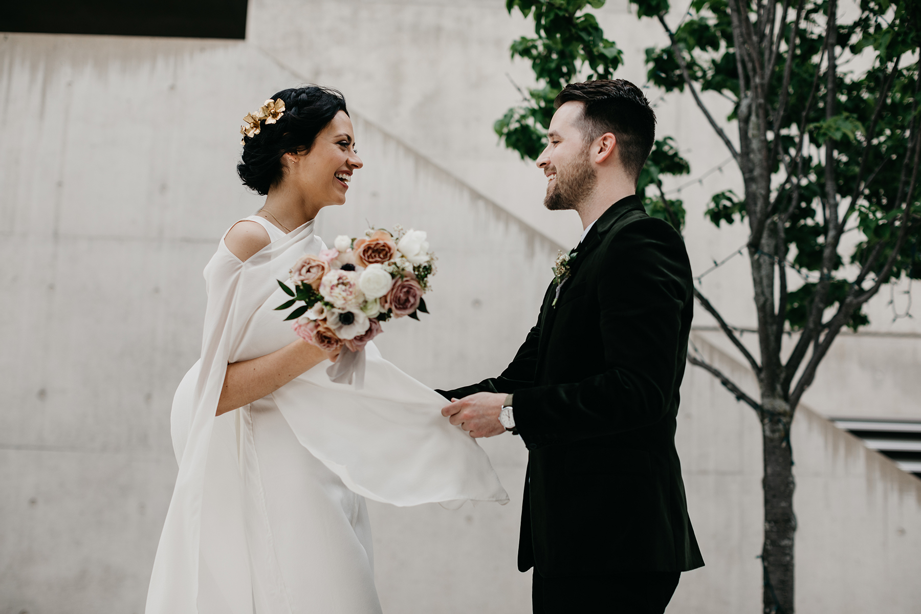 TYLER + KENDRA MARRIED IN MAY 2017 (PHOTOGRAPHY BY:  ARIELLE TEFT )