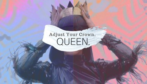 Introduce Your Inner Queen To Yourself - We are skilled at tapping into our inner Queen and showcasing Her to the outside world, even when we feel defeated, empty and discouraged.
