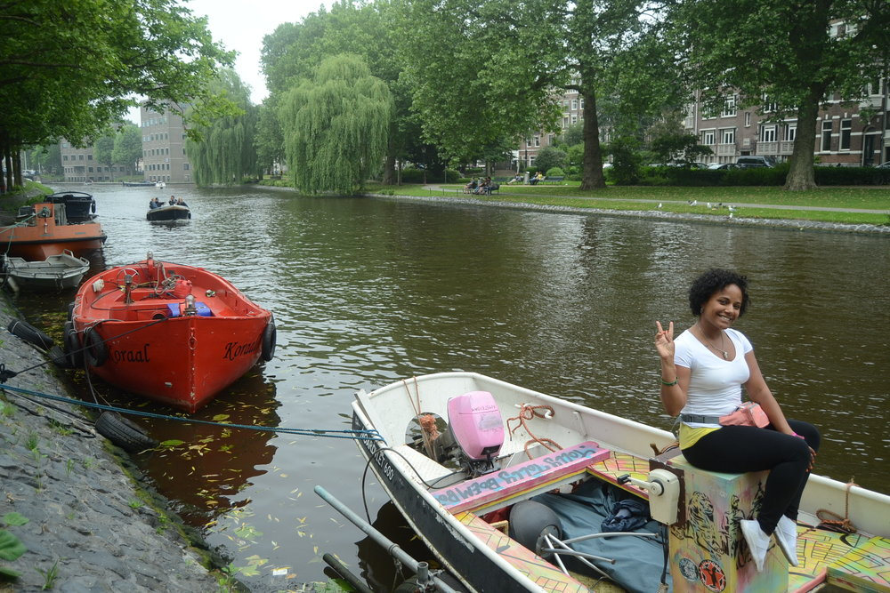 Is One Day In Amsterdam Enough? - On my Introduction of Europe Tour, we travelled from London, U.K to Paris to Ibiza and lastly to Amsterdam. We spent extra time in Ibiza which took away from our time in Amsterdam.