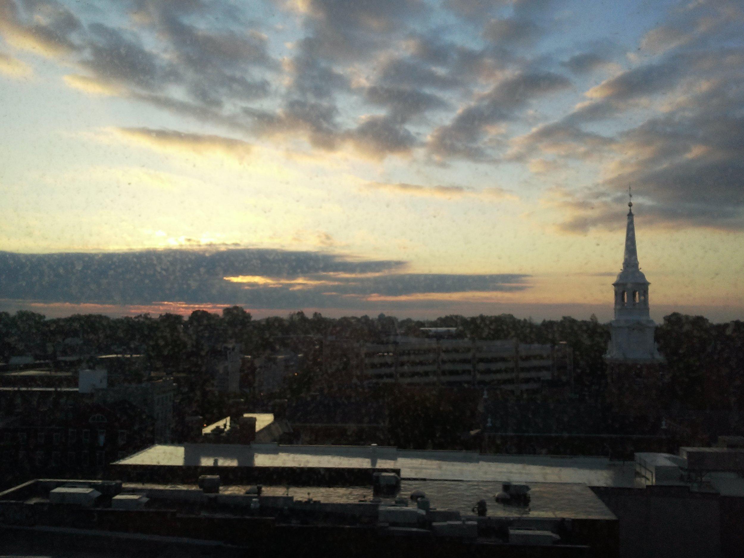 Lancaster PA sunrise.JPG