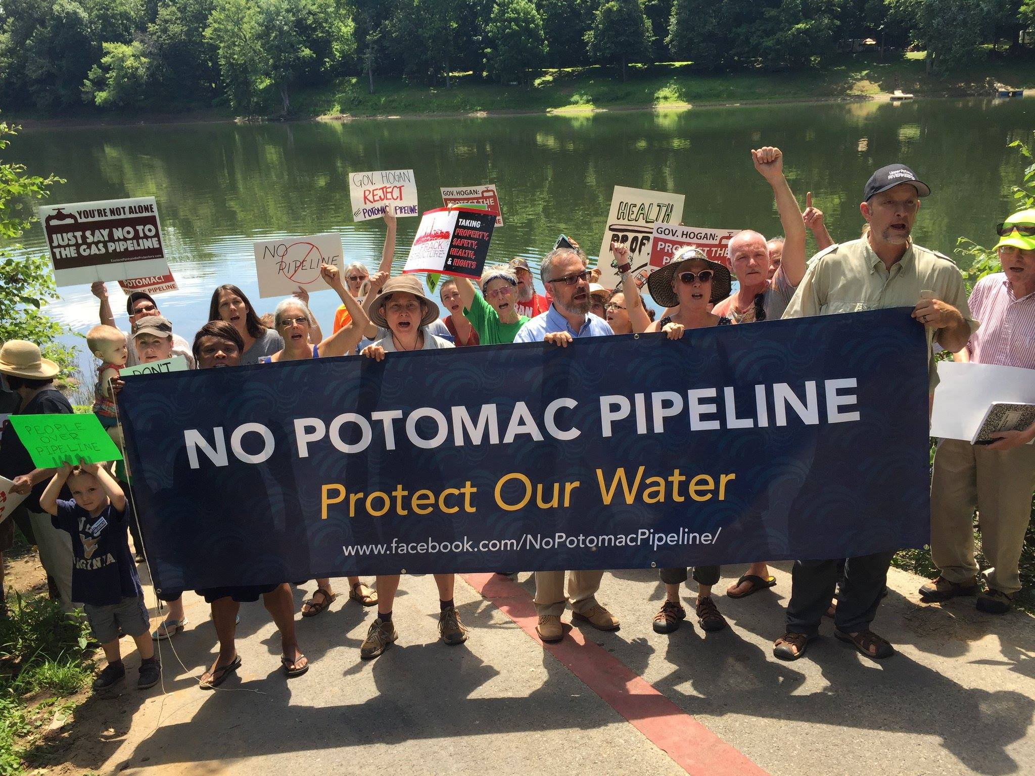 via No Potomac Pipeline Facebook