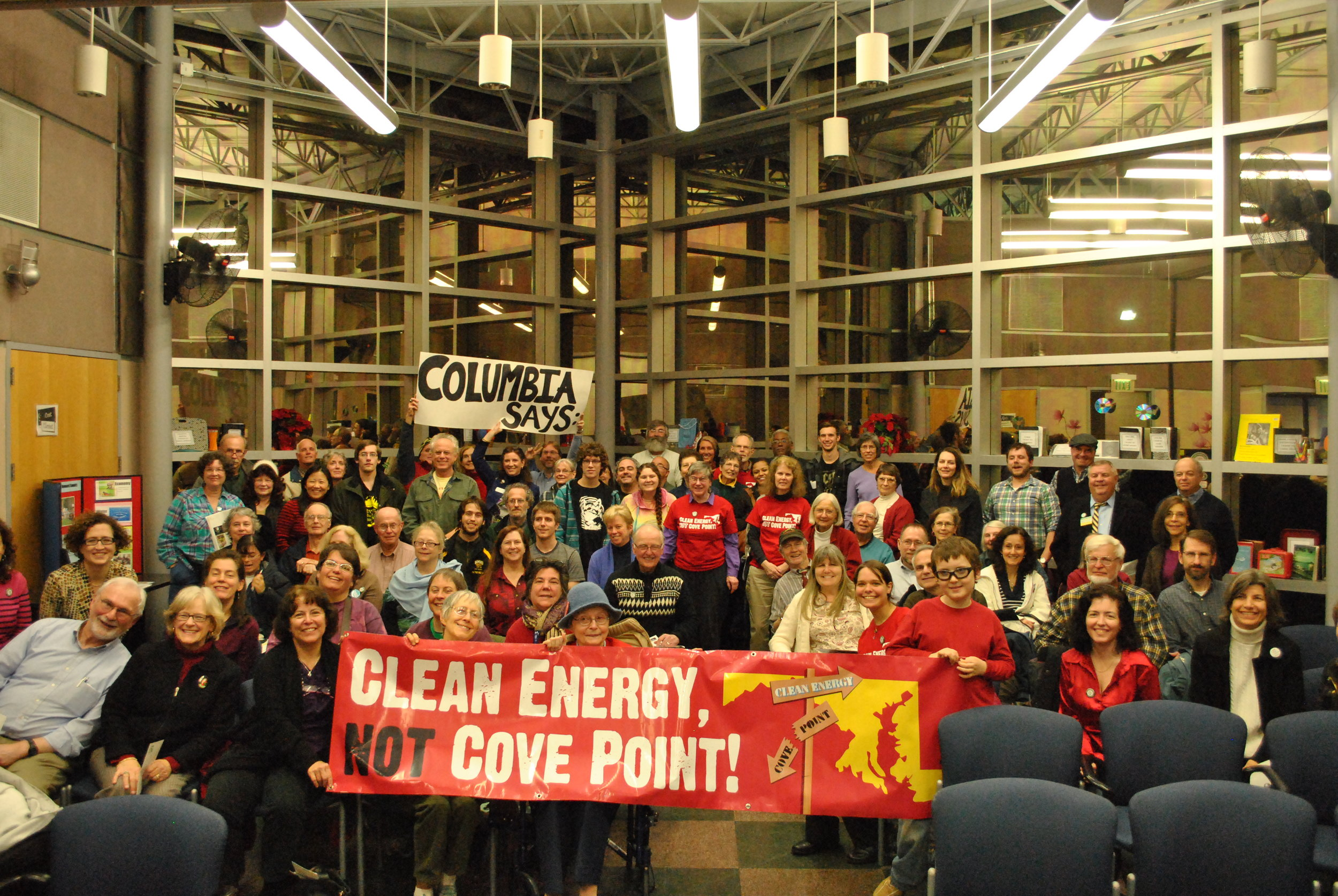 Photo courtesy of Transition Howard County