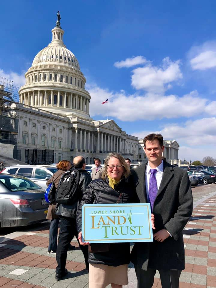 Lower Shore Land Trust on the Hill