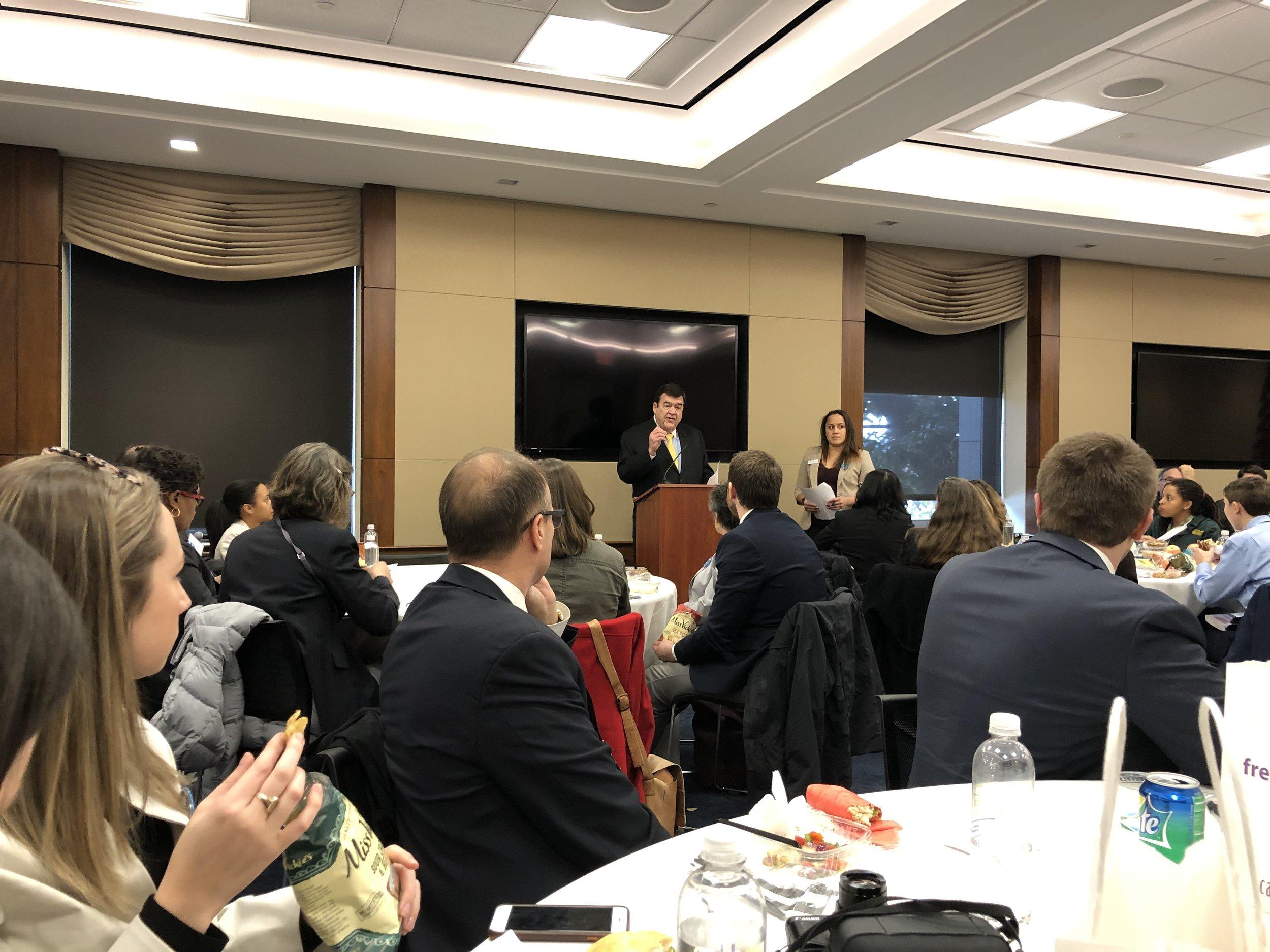 Congressman Dutch Ruppersberger (D-MD)
