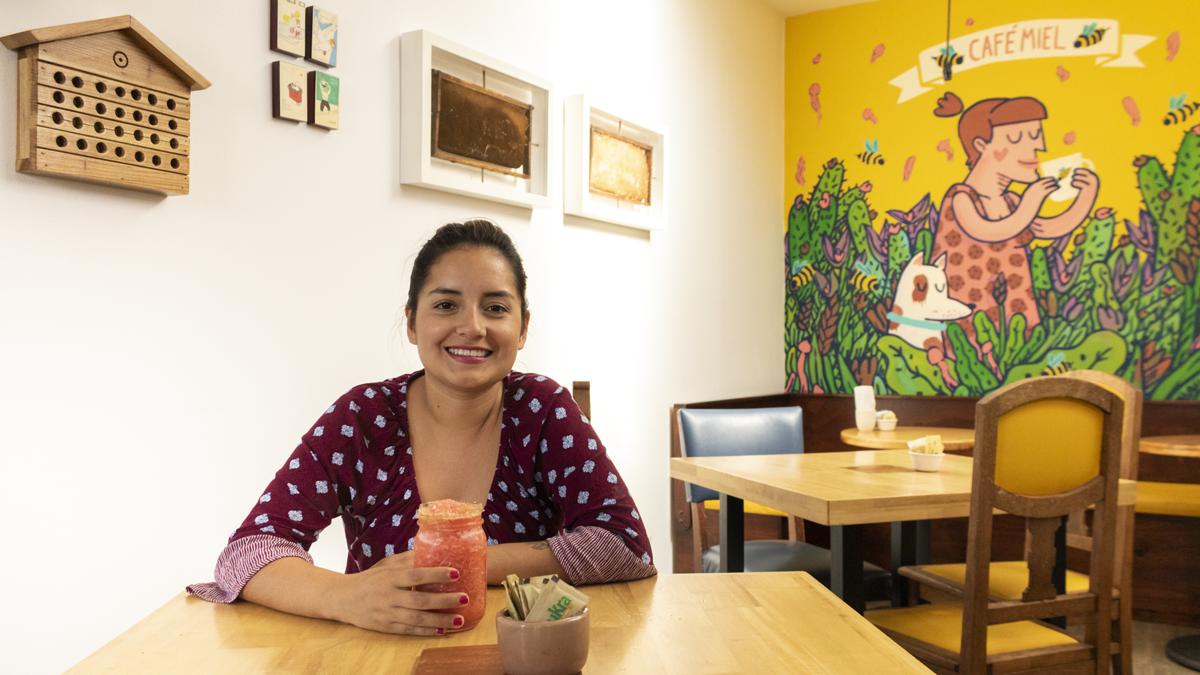 Historias emprendedoras café miel - ver mas