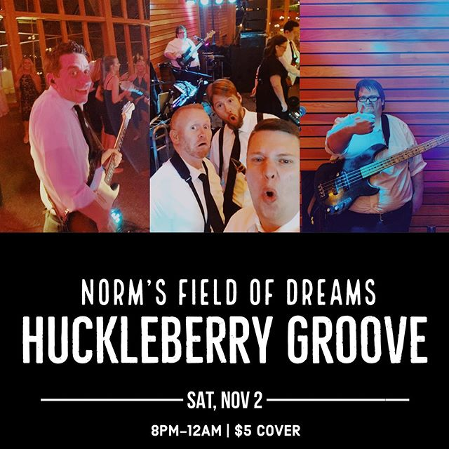 November. Norm's. No excuses. Nnnntroymichigan. New tunes? Nice.