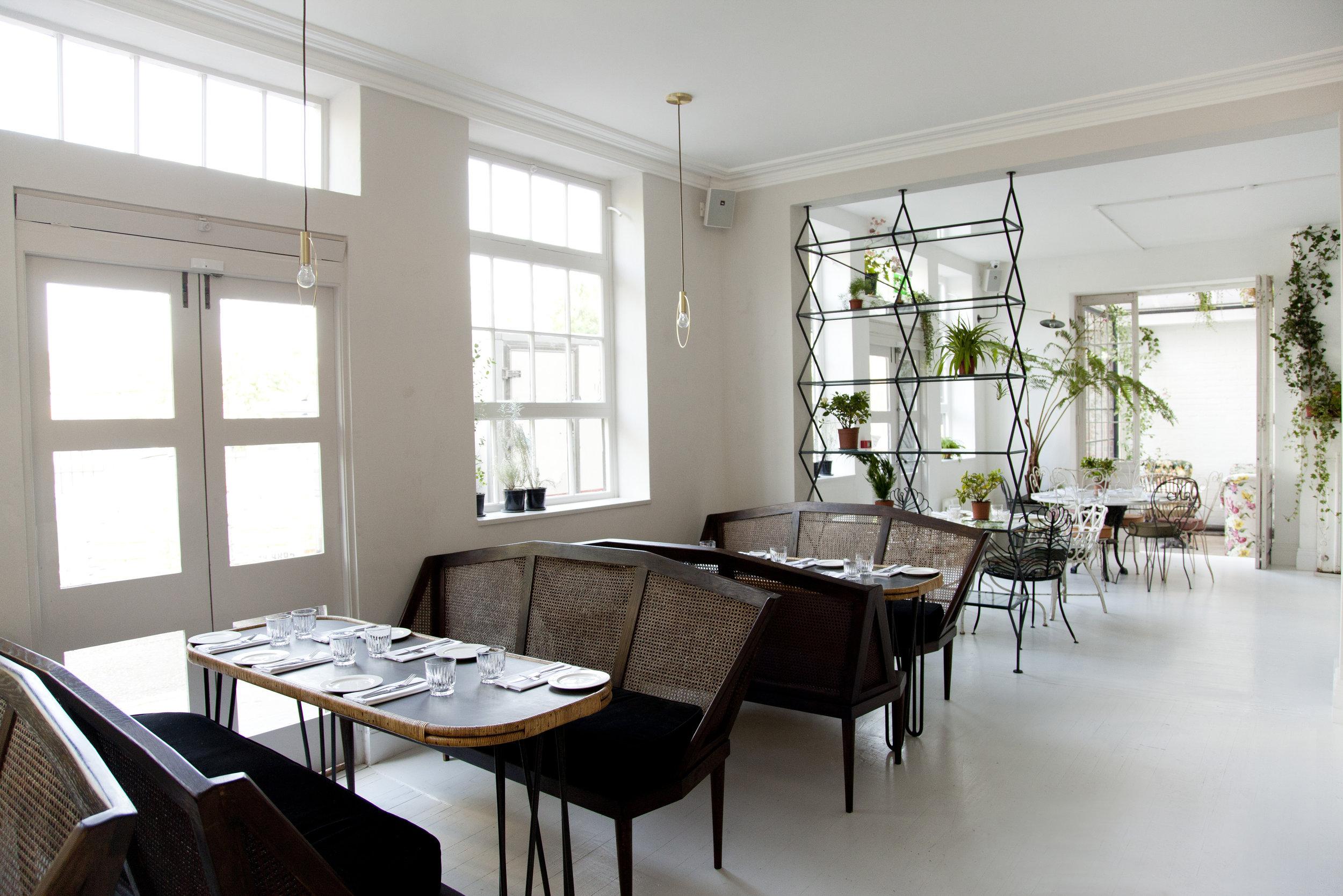 Bourne & Hollingsworth Buildings Café: Clerkenwell's Best Coffee Meeting Location