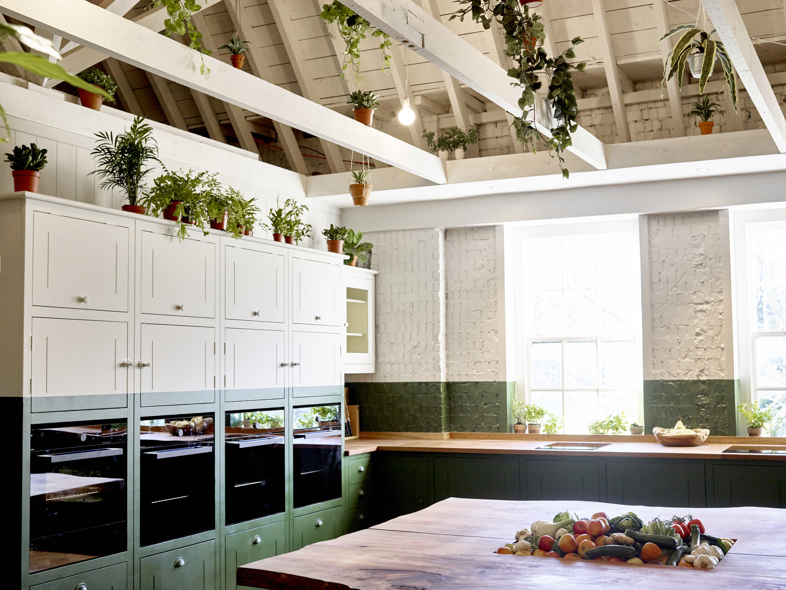 B&H Kitchen - cookery school and private dining room in Clerkenwell