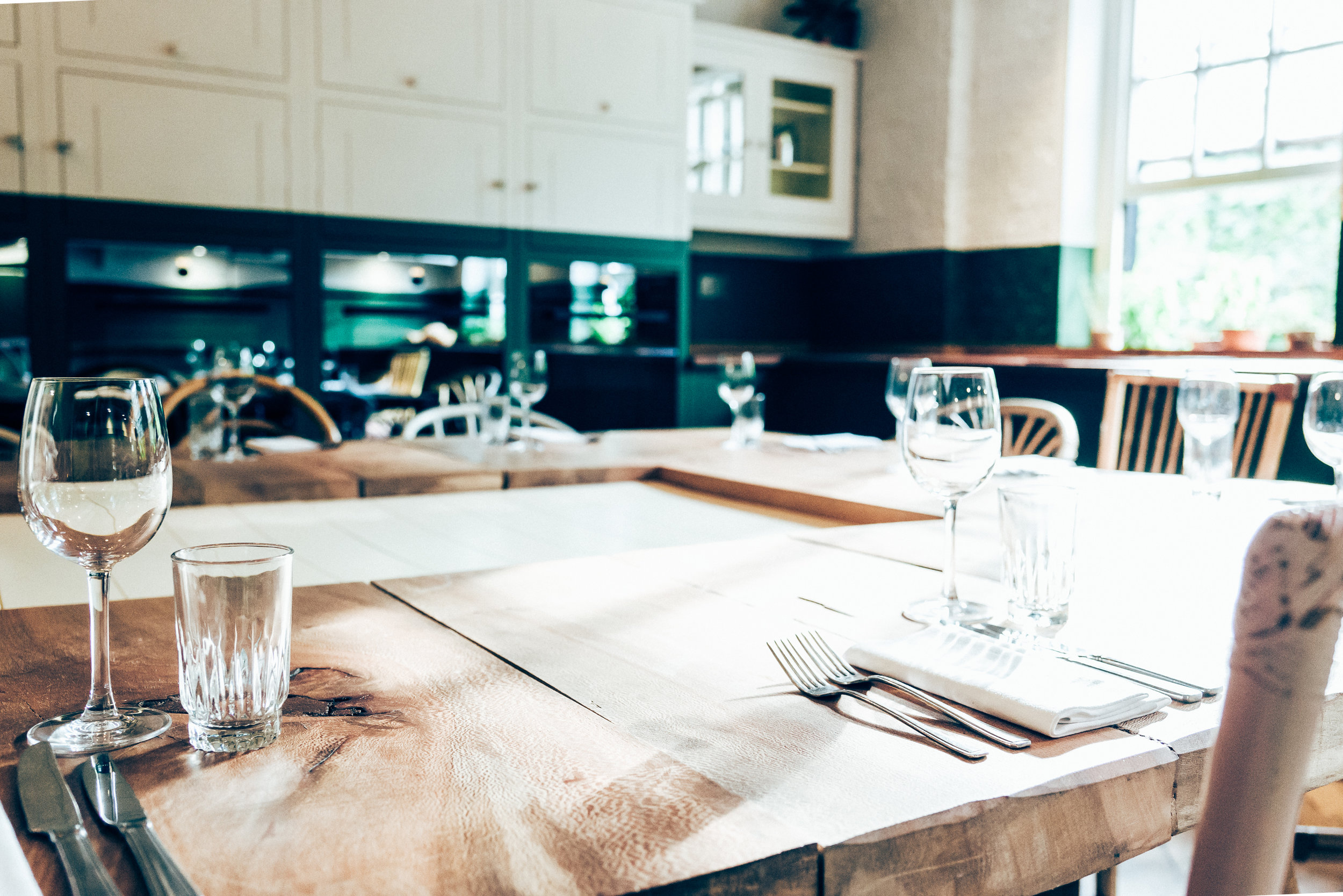 B&H Kitchen - cookery school and private dining room