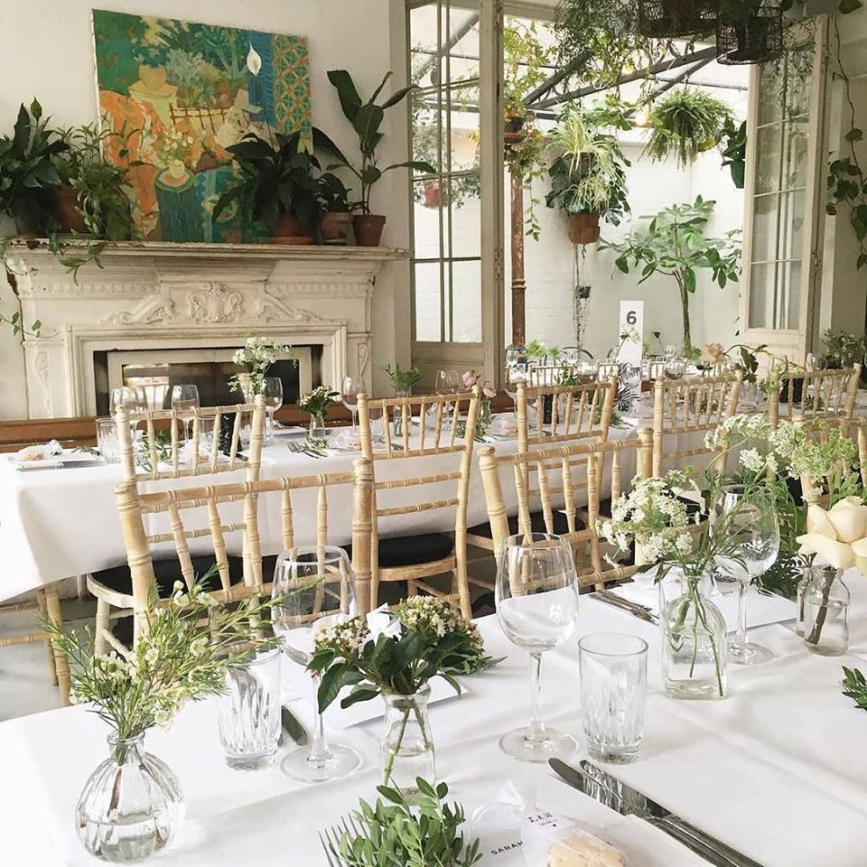 Weddings at B&H Buildings in Exmouth Market