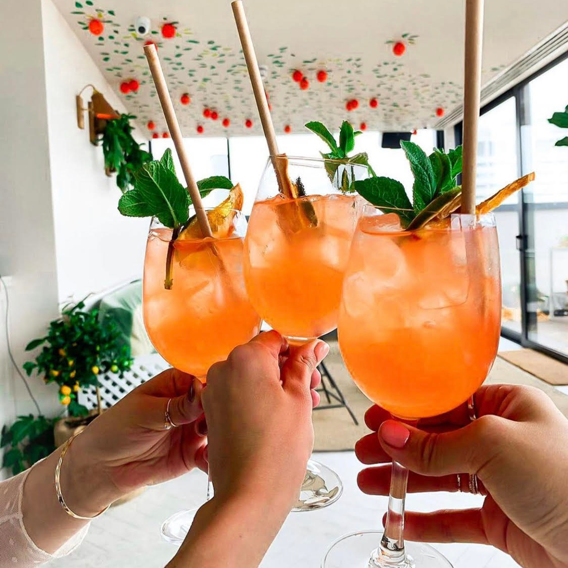 FERRAGOSTO FESTIVAL - Friday 16th - Saturday 17th AugustMarking midsummer's Italian holiday Ferragosto, we're celebrating our beloved Italian spritz for the entire weekend at our penultimate summer party. Aperol spritzes in excess, Italian snacks and acoustic music for the evening.