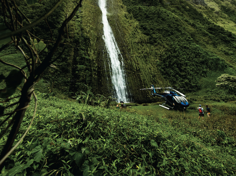 ON LAND - Experience the splendor of the world's most remarkable destinations.