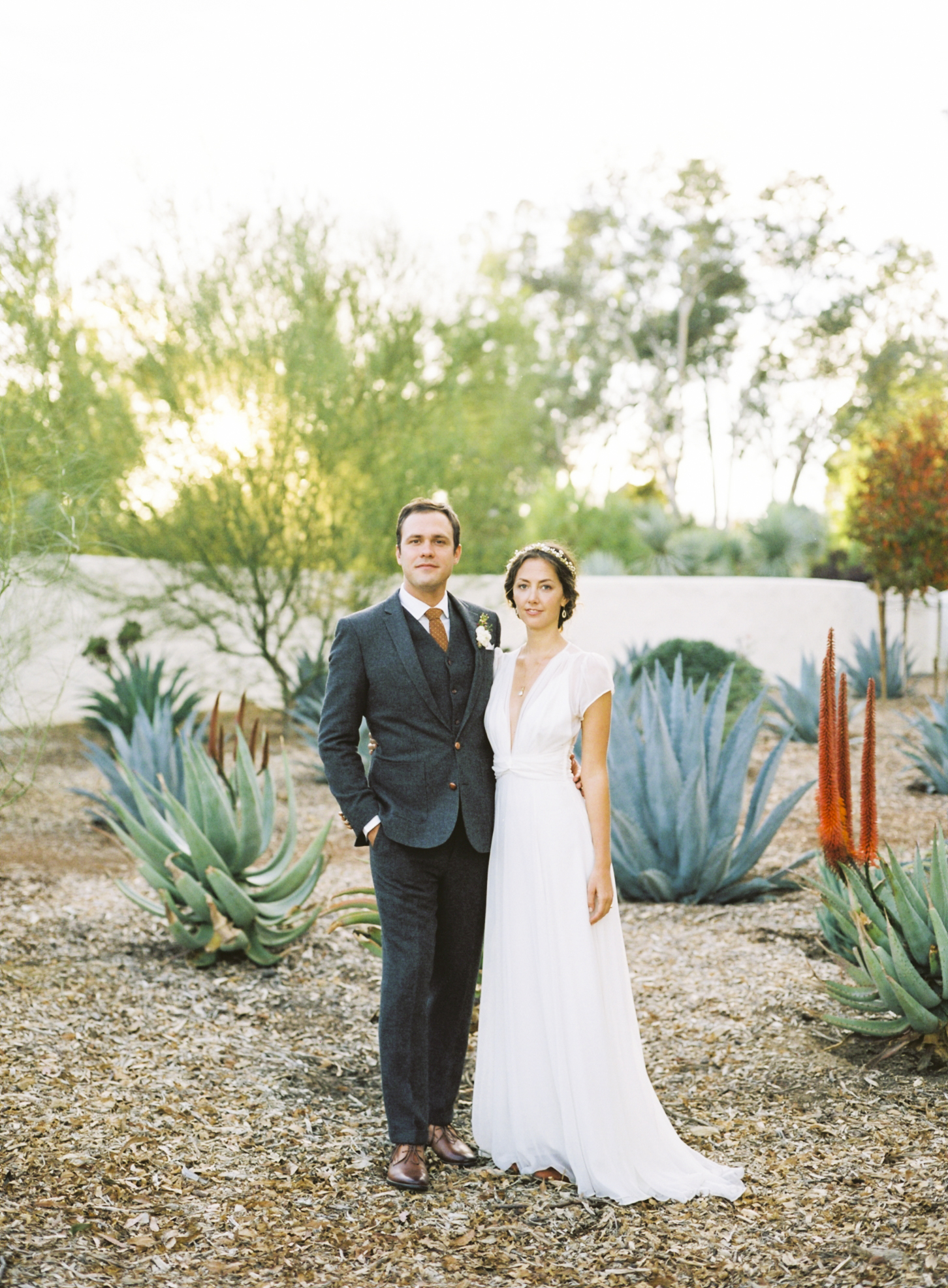 Ojai Wedding - Ojai Rancho Inn