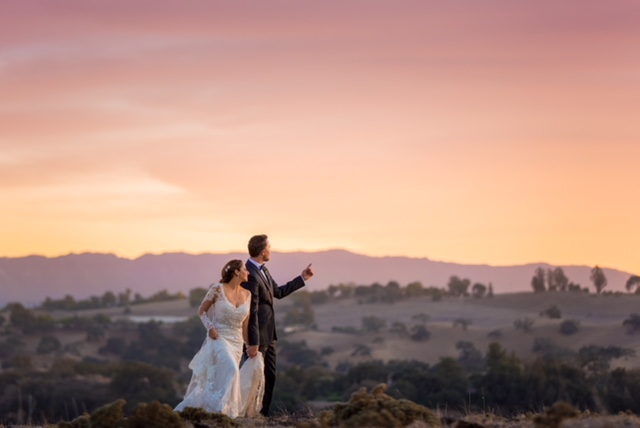 Santa Ynez Wedding, Private Estate, Santa Ynez, California