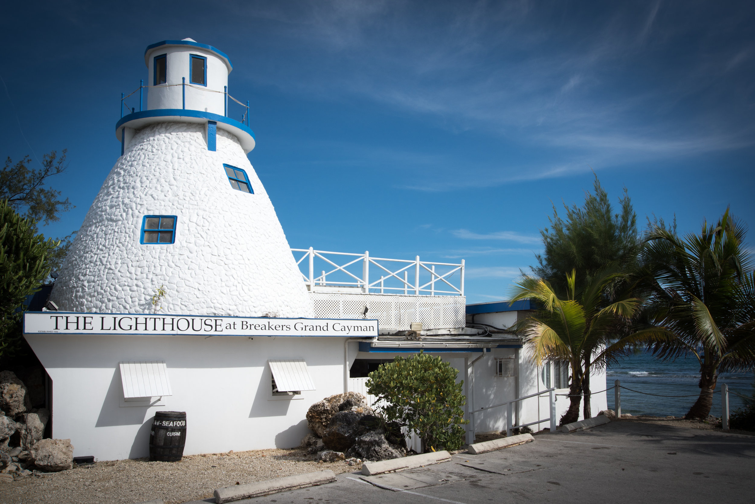 The Lighthouse Restaurant | Breakers, near Bodden town