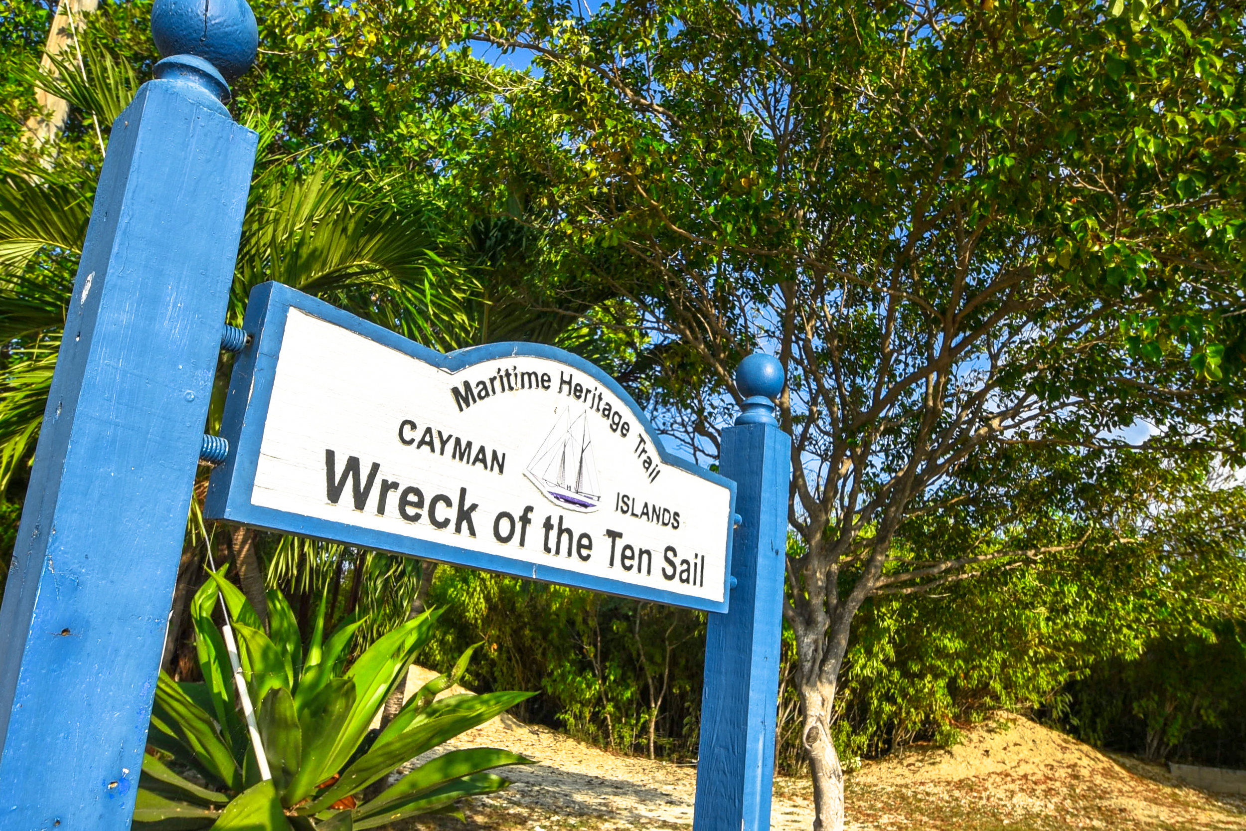 Wreck of the Ten Sails | East End