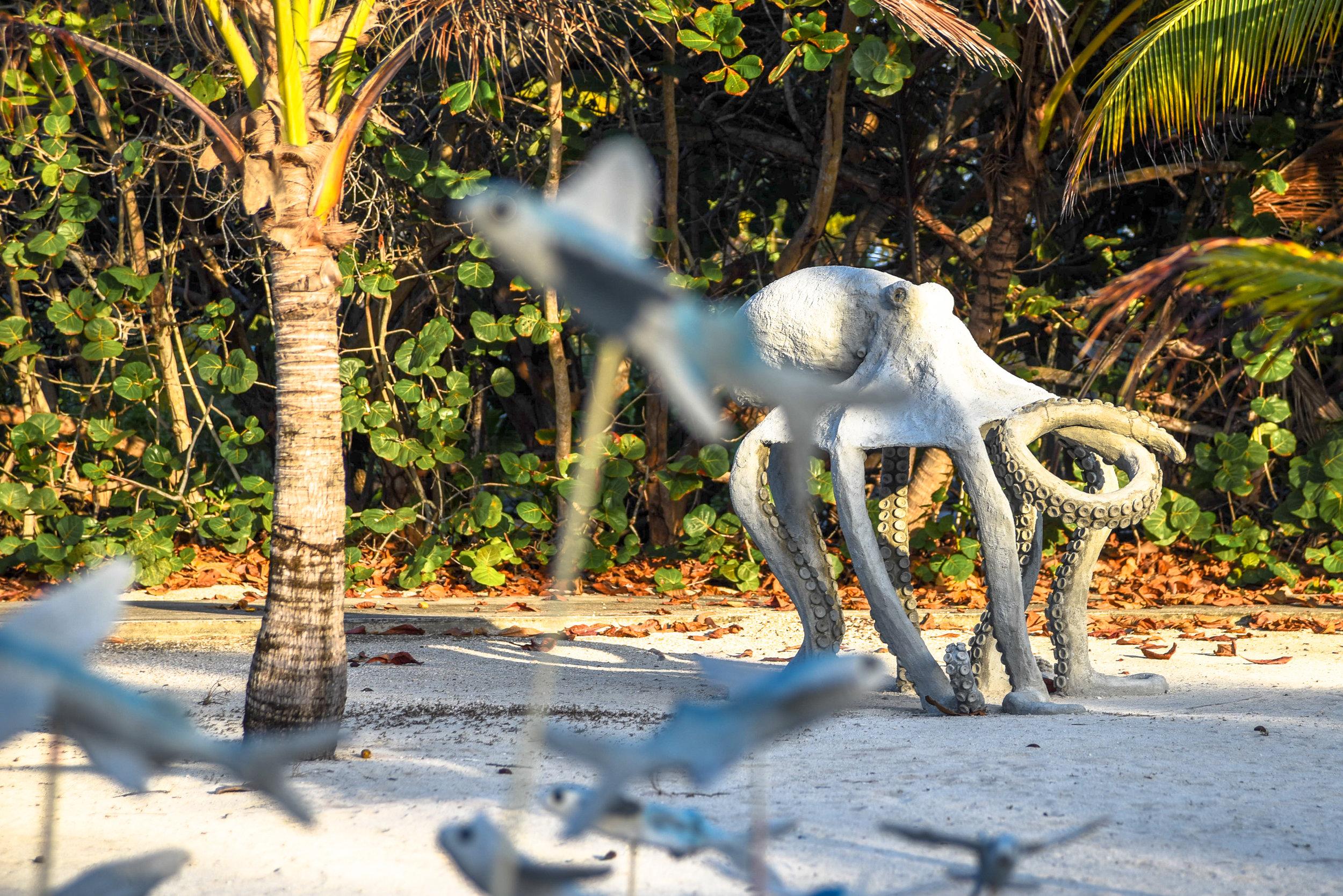 Davinoffs Concrete Sculpture Park