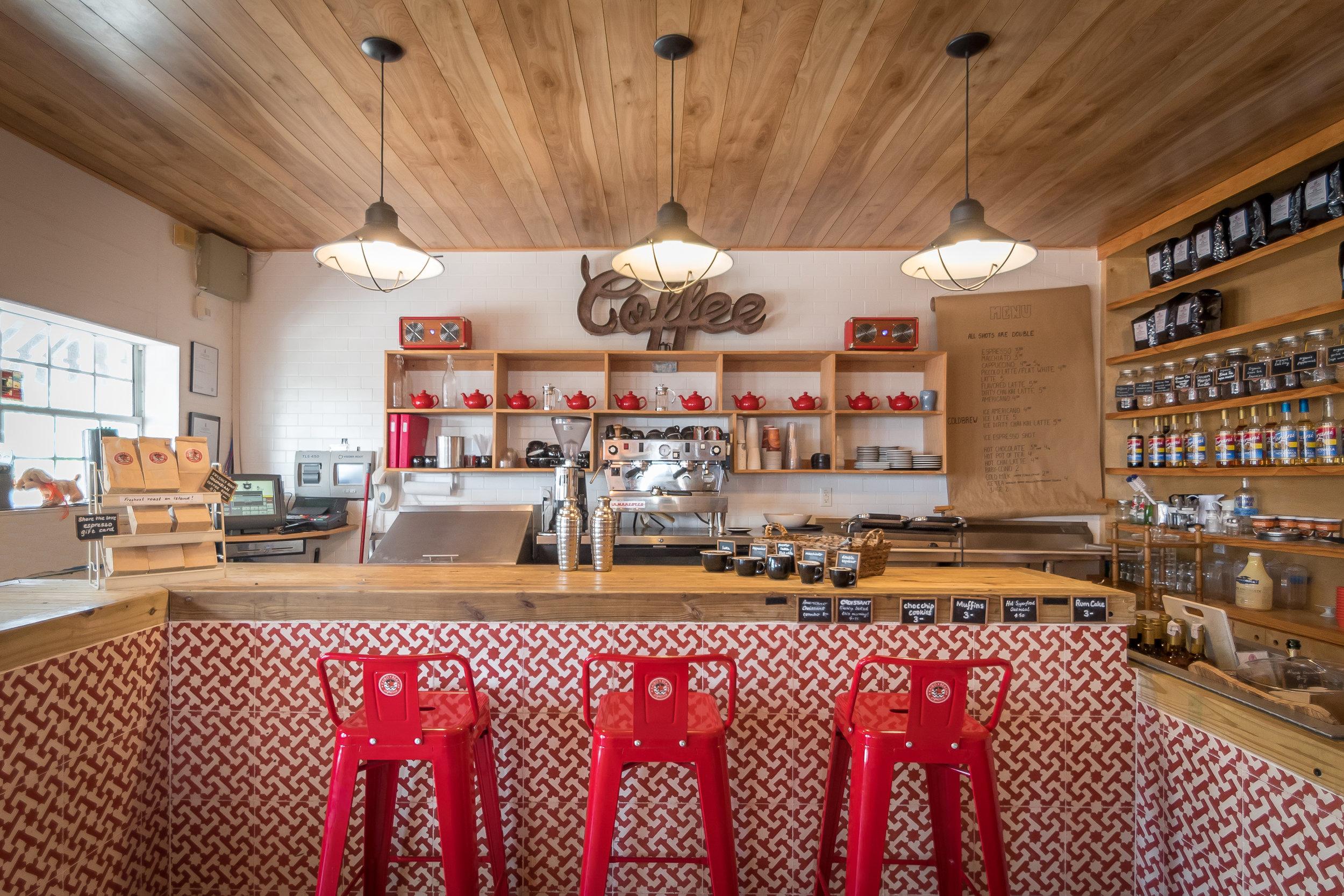 Kaibo Coffee Shop