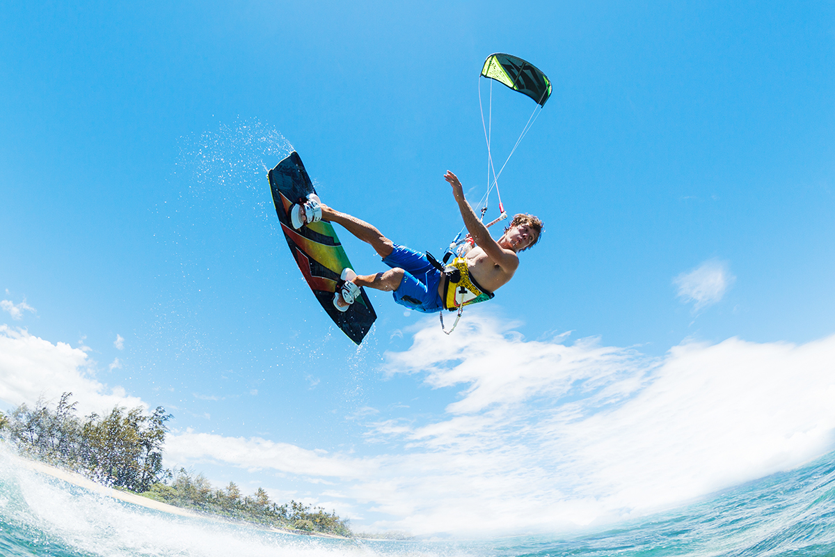 Kite Surfing | Barkers Beach