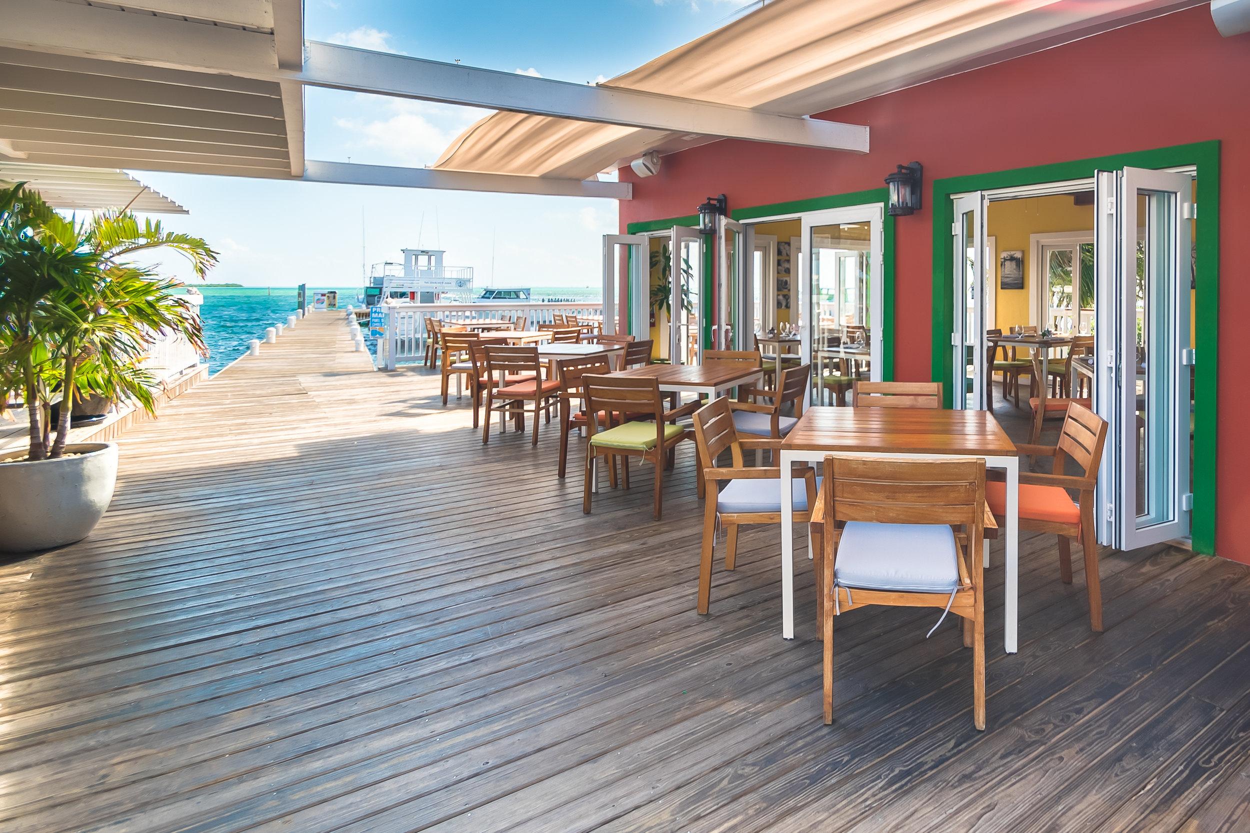 Catch Restaurant | West Bay