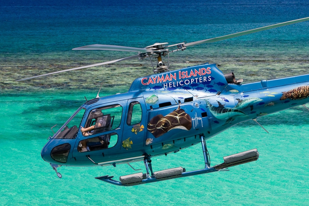 Cayman Islands Helicopter Tours