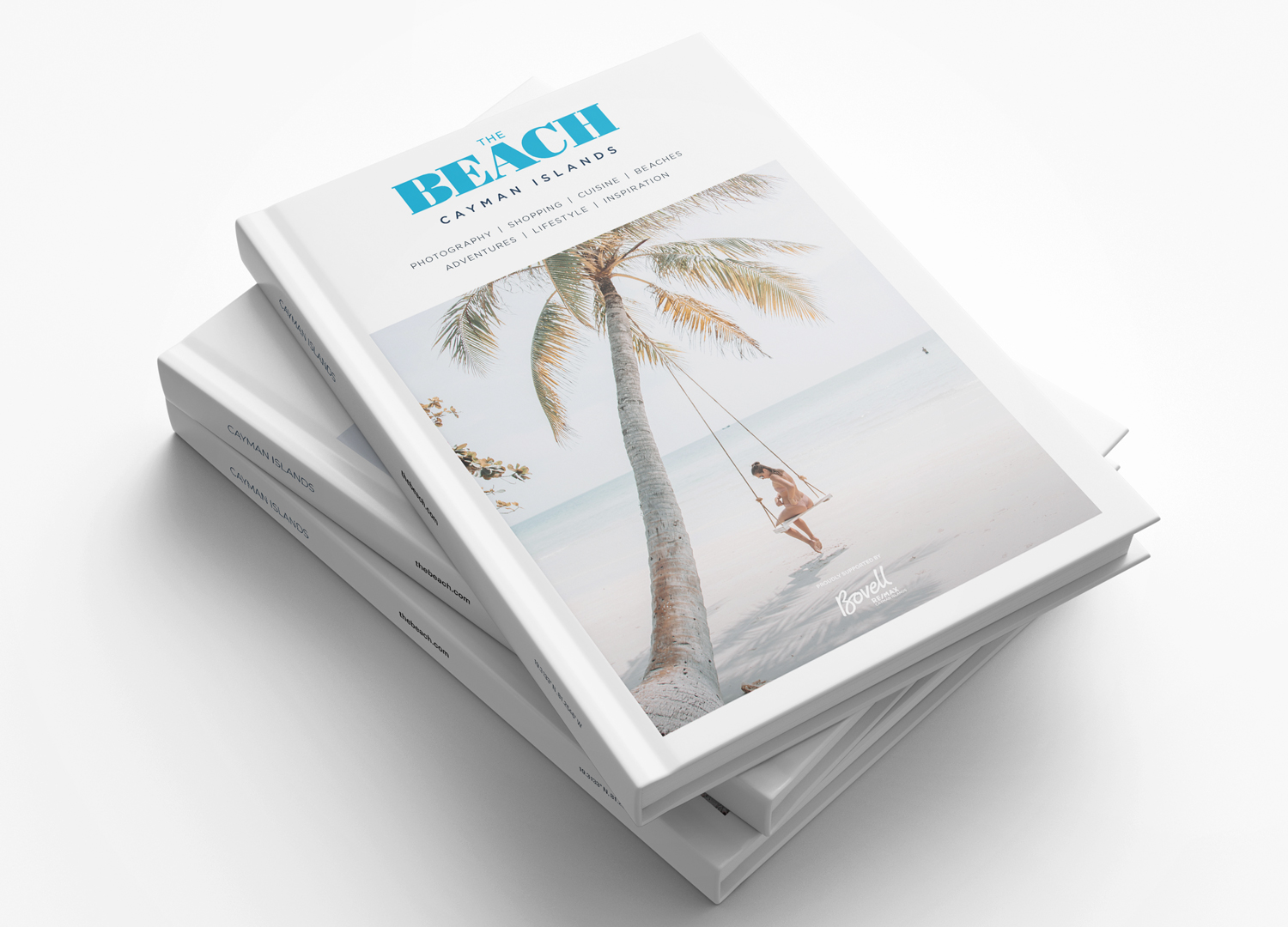 Print Edition - a discerning edit OF PLACES to explore, chill, swim and watch the sun SET over the CARIBBEAN Sea.